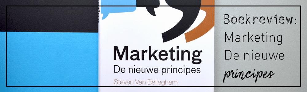 Marketing de nieuwe principes